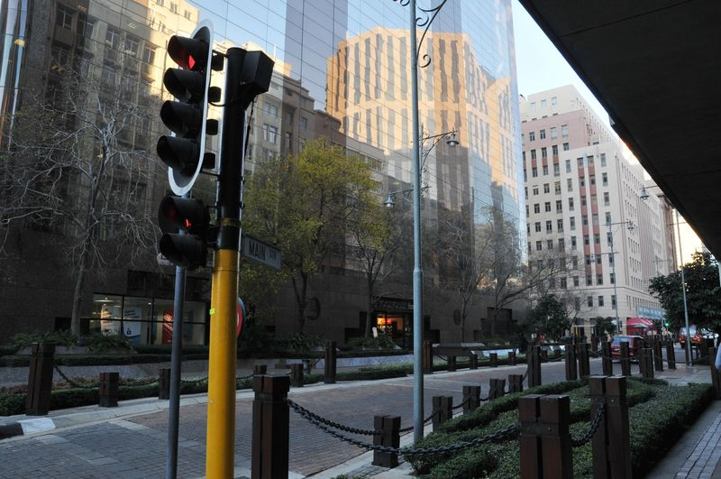 Main Street Johannesburg